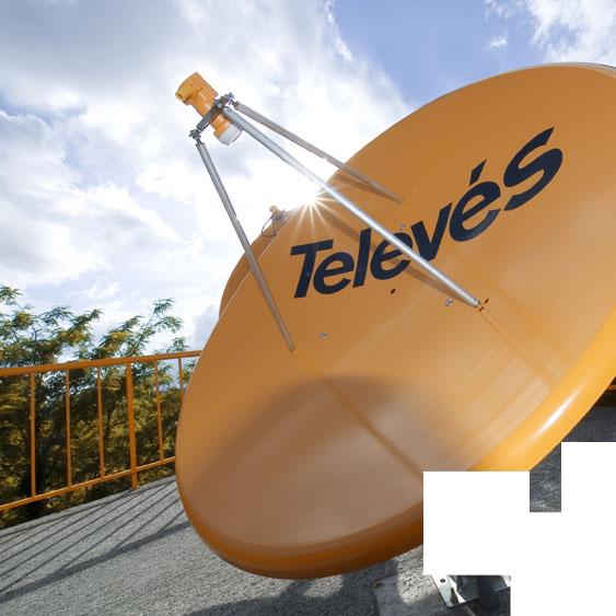 Antenas, TDT, SAT y Cable